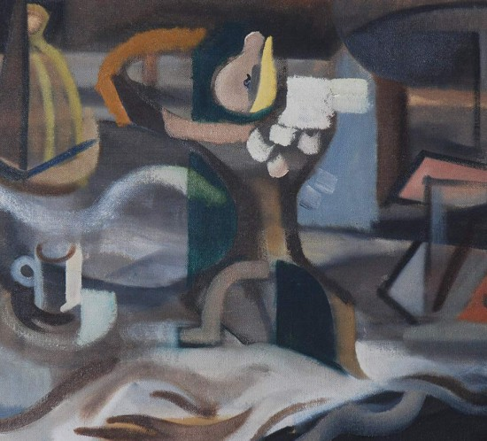 youla chapovl, nature morte 1946 Paris
