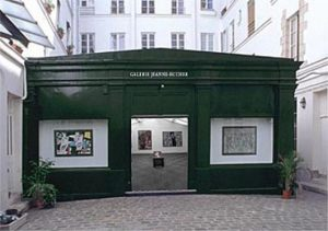 Galerie Jeanne Bucher Paris Saint Germain